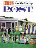 Saturday Evening Post, June 9, 1962 - Wedding Reception