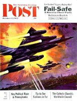 Saturday Evening Post, October 13, 1962 - Failsafe