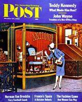 Saturday Evening Post, October 27, 1962 - Antique TV