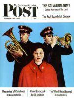 Saturday Evening Post, December 15, 1962 - Salvation Army