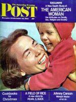 Saturday Evening Post, December 22 - 29, 1962 - American Woman
