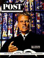 Saturday Evening Post, April 13, 1963 - Billy Graham