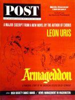 Saturday Evening Post, April 20, 1963 - Armageddon