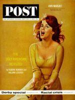 Saturday Evening Post, May 4, 1963 - Ann Margaret in Bye-Bye Birdie