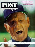 Saturday Evening Post, May 11, 1963 - Leo Durocher