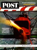 Saturday Evening Post, May 18, 1963 - Antique Airplanes