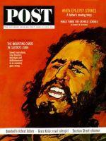 Saturday Evening Post, June 8, 1963 - Fidel Castro