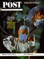 Saturday Evening Post, June 15, 1963 - The American Doctor