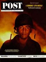 Saturday Evening Post,  June 29 - July 6, 1963 - Venezuelan Solider