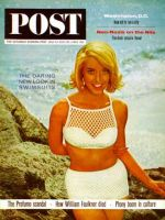 Saturday Evening Post, July 13 - 20, 1963 - Daring New Swimwear