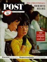 Saturday Evening Post, September 28, 1963 - Madame Nhu