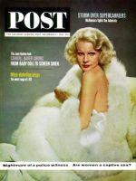 Saturday Evening Post, November 2, 1963 - Carrol Baker