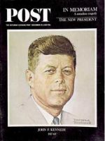 Saturday Evening Post, December 14, 1963 - John F. Kennedy IN MEMORIAM (Rockwell)