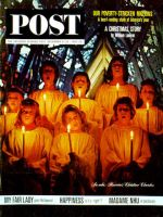 Saturday Evening Post, December 21 - 28, 1963 - Christmas Choir