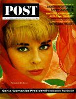 Saturday Evening Post, April 18, 1964 - Elke Sommer