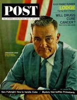 Saturday Evening Post, May 16, 1964 - Henry Cabot Lodge