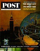Saturday Evening Post, May 23, 1964 - New York World's Fair