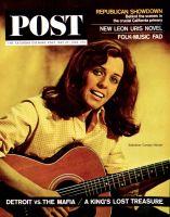 Saturday Evening Post, May 30, 1964 - Carol Hester