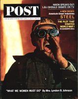 Saturday Evening Post, June 27 - July 4, 1964 - Steel Worker