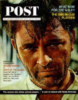 Saturday Evening Post, July 11 - 18, 1964 - Richard Burton in