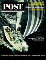 Saturday Evening Post, August 22 - 29, 1964 - America's Cup