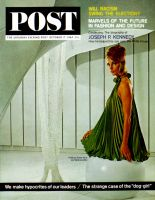 Saturday Evening Post, October 17, 1964 - Latest Fashions 1964