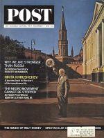 Saturday Evening Post, November 7, 1964 - Khrushchev in the Kremlin
