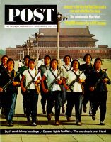 Saturday Evening Post, November 14, 1964 - Female Chinese Soldiers