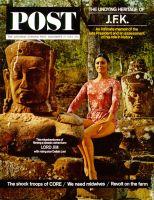 Saturday Evening Post, November 21, 1964 - Lord Jim Actress