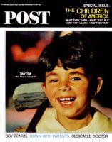 Saturday Evening Post, December 19 - 26, 1964 - Tiny Tim
