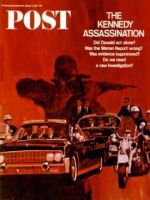 Saturday Evening Post, January 14, 1967, - The Kennedy Assassination