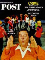 Saturday Evening Post, February 11, 1967 - The Great Gleason