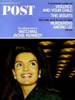 Saturday Evening Post, March 11, 1967 - Watching Jackie Kennedy