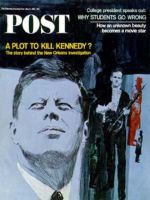 Saturday Evening Post, May 6, 1967 - Kennedy & Oswald