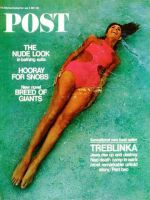 Saturday Evening Post, June 3, 1967 - The Nude Look
