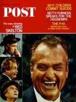 Saturday Evening Post, June 17, 1967 - Red Skelton