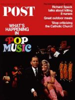 Saturday Evening Post, July 15, 1967 - Pop Music