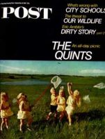 Saturday Evening Post, September 9, 1967 - The Quints at Four
