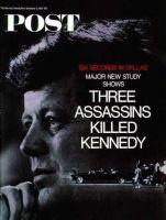 Saturday Evening Post, December 2, 1967 - Three Assassins Killed Kennedy