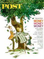 Saturday Evening Post, December 30, 1967 - Money, Money, Money