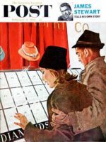 Saturday Evening Post, February 11, 1961 - Selecting the Ring