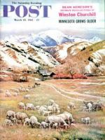 Saturday Evening Post, March 18, 1961 - Sheep Ranch