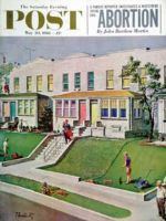 Saturday Evening Post, May 20, 1961 - I'd Rather Be Golfing