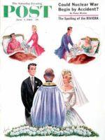 Saturday Evening Post, June 3, 1961 - Breakfast in Bed