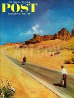 Saturday Evening Post, September 2, 1961 - Out of Gas
