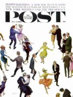Saturday Evening Post, November 4, 1961 - Different Dancing Styles