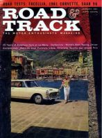 Car Magazine, January 1, 1961 - Road & Track