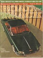 Car Magazine, February 1, 1963 - Road & Track