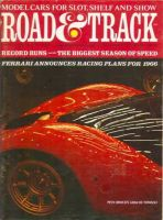 Car Magazine, March 1, 1966 - Road & Track