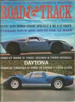 Car Magazine, May 1, 1966 - Road & Track